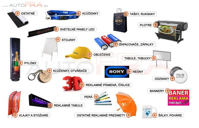 Sprostredkovanie tovaru z Poľska  Reklamné predmety adcde954529