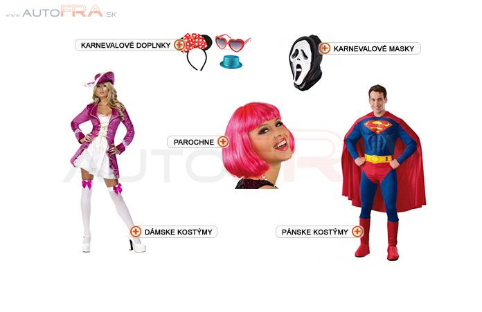 Sprostredkovanie tovaru z Poľska  Kostýmy a masky – Tovar z Poľska ... 0037e1107f